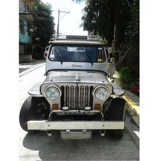 Owner Type Jeep Made in Malabon
