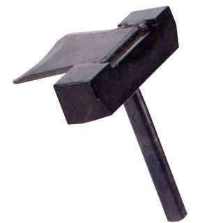 Engine transmission oil pan separator tool