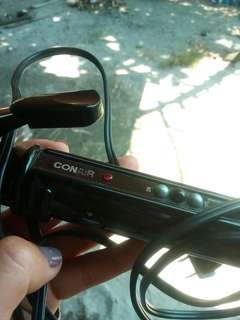 Pre-loved CONAIR Curling Iron. American Brand. No Issue. Negotiable
