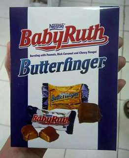 Babyruth & Butterfinger