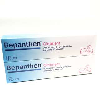 Bepanthen Ointment 30g x 2 Value Pack