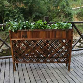 Plant Stand With Blocker