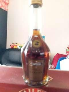 第一代名仕馬爹利酒辦50mI一支。