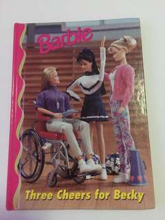 "Barbie ""Three Cheers For Becky"""