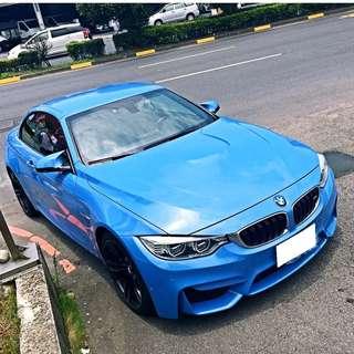 BMW M4硬頂敞篷該換的換好囉可以60期全額貸低利率有興趣可預約
