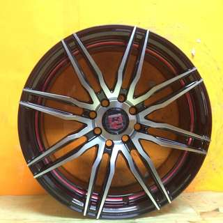 15inch SPORT RIM RAYSCLUB RC10 RACING WHEELS