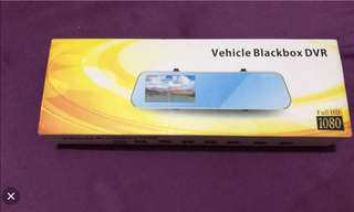 Vehicle black box DVR