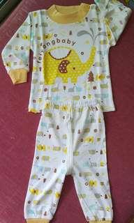 Baju Baby 3 Pasang