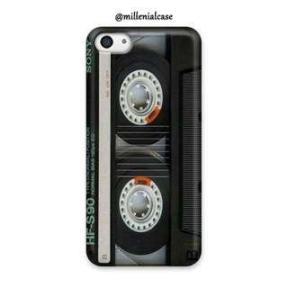 Premium kaset cassette hard/softcase(bs custom design)