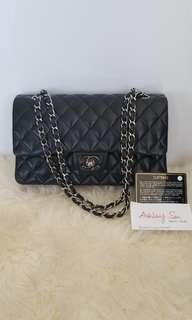 Chanel Classic Flap Black Lambskin