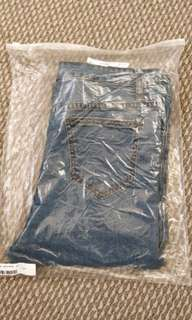 High Waisted Jeans - Medium
