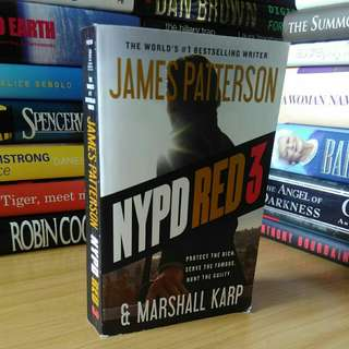 NYPD RED3 - JAMES PATTERSON