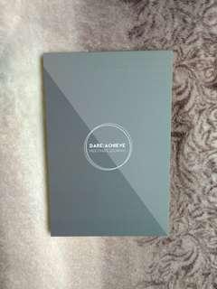 DARE/ACHIEVE Meetings Journal