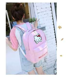 #017 Hello kitty 3in1 backpack