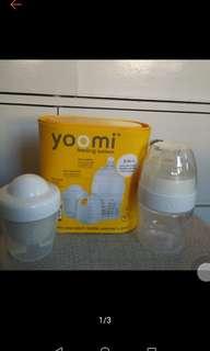 Yoomie feeding system