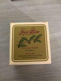 Jojo Bien facial soap with jojoba oil