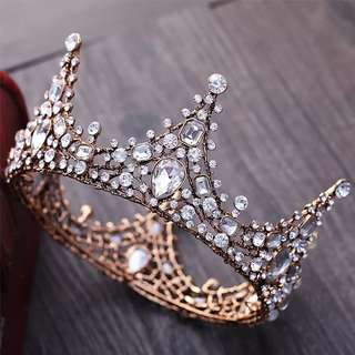 Party Crown with crystal