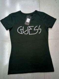Over runs guess shirt for women
