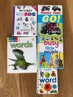 Board Books for baby