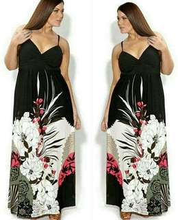 NEW ARRIVAL: PLUS SIZE MAXI