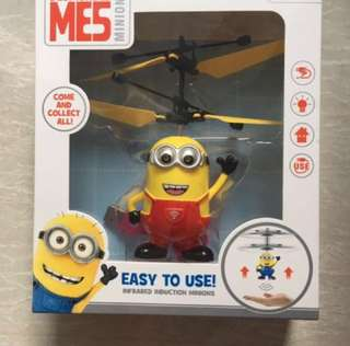 Despicable Me Minion - Infrared Induction Aircraft