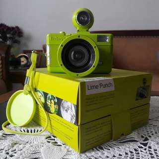 Lomography Fisheye 2.0 Lime Punch