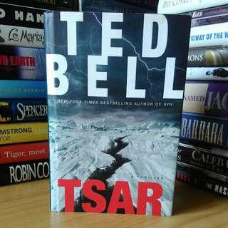 ted bell - Tsar (hardbound)