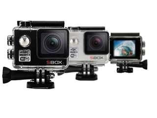 Camera Action S Box 4k