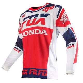Fox Racing Honda Motorcrosss MX Jersey