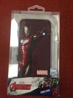 Marvel Power Bank 8000mah avengers 充電