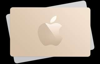 🚚 Apple Store Gift Card with stored value 588 no expiry date