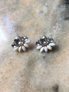 Happiness Sparkle Statement Earrings