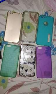 BUNDLE: Iphone 6 plus CASES