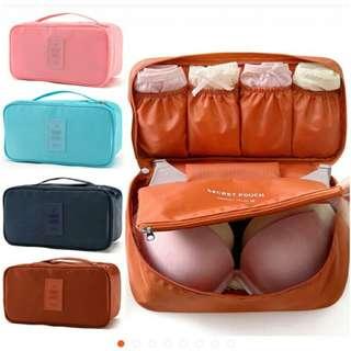 Travel Pouch/ bra organiser