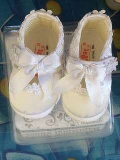 Baby Christening shoes