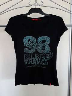 EDC by Esprit Tee - Size M (Shrunk to Size S)
