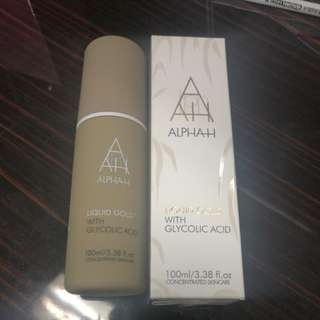 New Alpha-H Liquid Gold