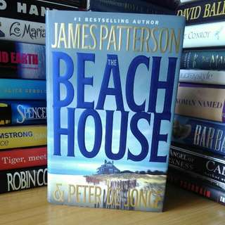 the beach house - james patterson (hardcover)