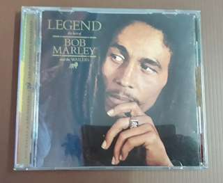 CD Bob Marley - Legend ( The Best Of ) EU