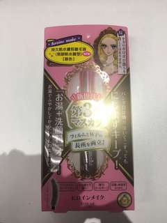 Kiss me 啡色 long and curl mascara