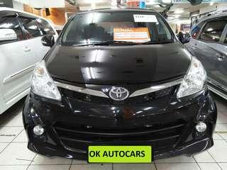Toyota Avanza Velos 1.5 Tahun 2015 Like NEW hitam metalik matic