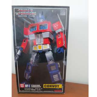 Transformers Masterpiece - 01L Optimus Prime Takara