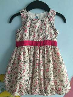 Floral Dress 2-3 yrs old