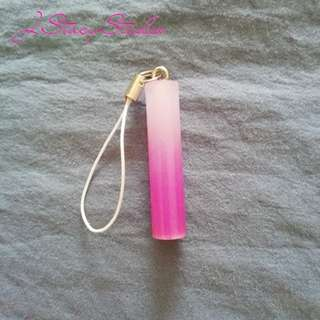 Glow In Dark Keychain