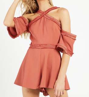 Finders keepers visions play suit