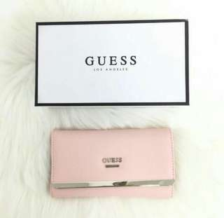 Authentic Guess Women SLG long wallet #ramadan50