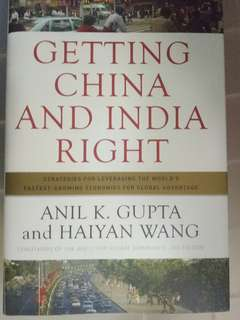Getting China and India right