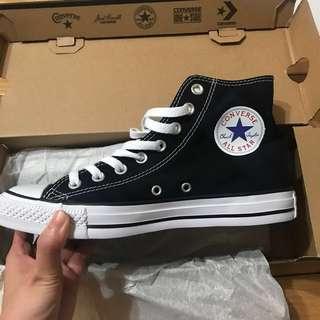 🚚 (全新含運)Converse高筒帆布鞋25.5公分