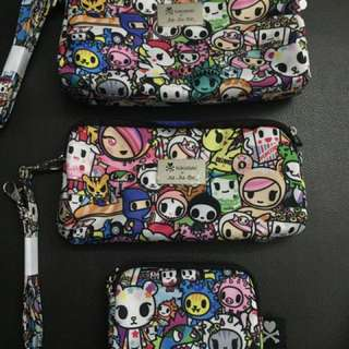 BNWT Tokidoki x Jujube Iconic 2.0 Be Set