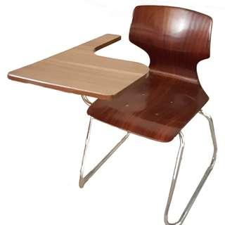 SCHOOL ARM CHAIR/TRAINING CHAIR